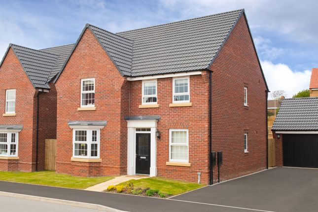 "Thumbnail Detached house for sale in ""Holden"" at Ackworth Road, Pontefract"