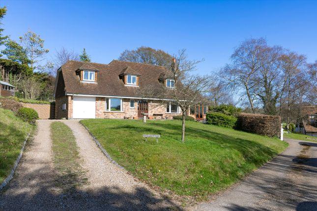 Thumbnail Farmhouse for sale in Warren Road, Guildford, Surrey GU1.