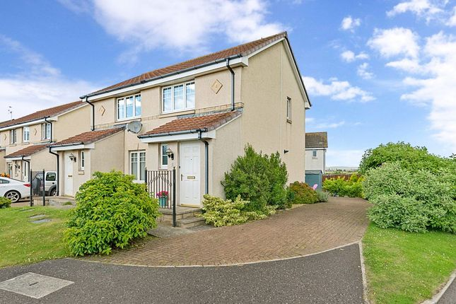 Thumbnail Semi-detached house for sale in 10 March Road, Anstruther