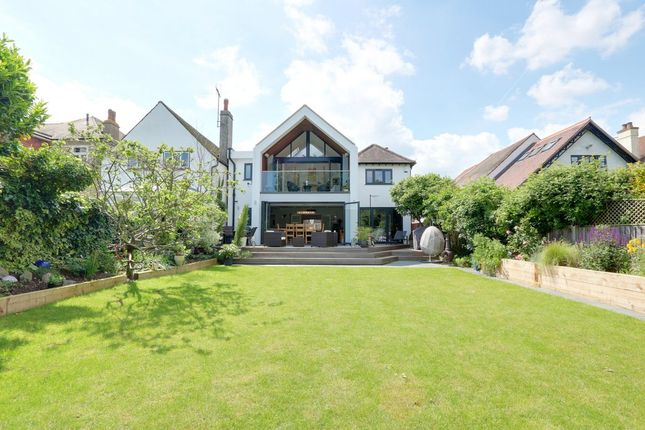 Thumbnail Detached house for sale in Vernon Road, Leigh-On-Sea