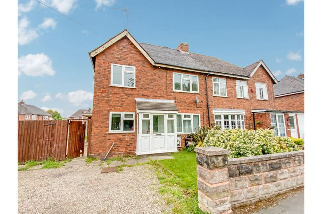 3 bed semi-detached house for sale in The Avenue, Wolverhampton WV10