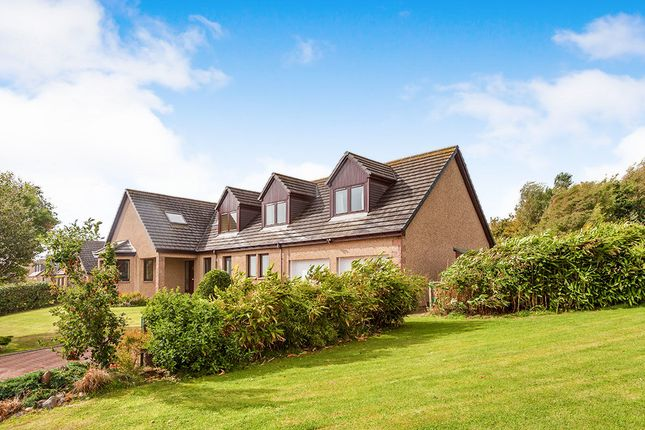 Thumbnail Detached house for sale in Greenbraes Crescent, Gourdon, Montrose