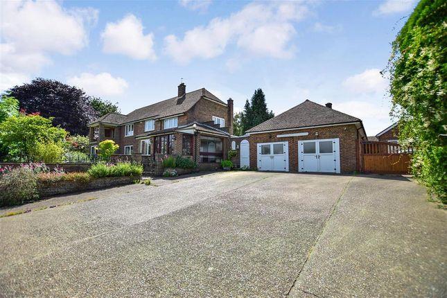 Thumbnail Detached house for sale in Crowhurst Lane, West Kingsdown, Sevenoaks, Kent