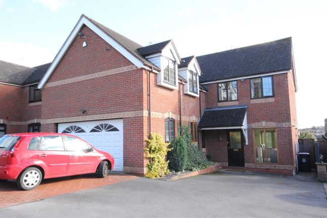 Thumbnail Detached house for sale in Quarndon View, Allestree, Derby
