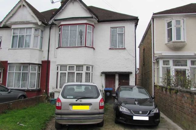 Thumbnail Flat for sale in Scarle Road, Wembley