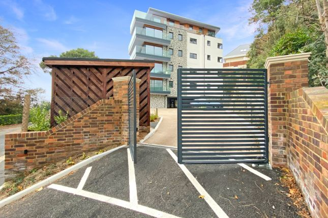 Electric Gates of Alton Road, Lower Parkstone, Poole BH14