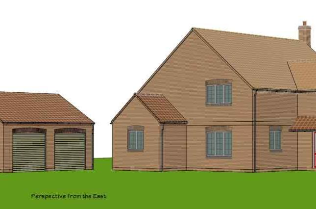 Thumbnail Detached house for sale in York Road, Riccall, York