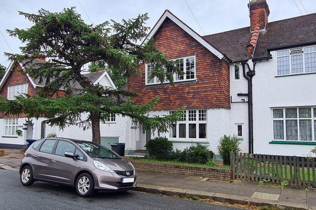 Thumbnail Semi-detached house for sale in Rosslyn Avenue, East Barnet, Barnet