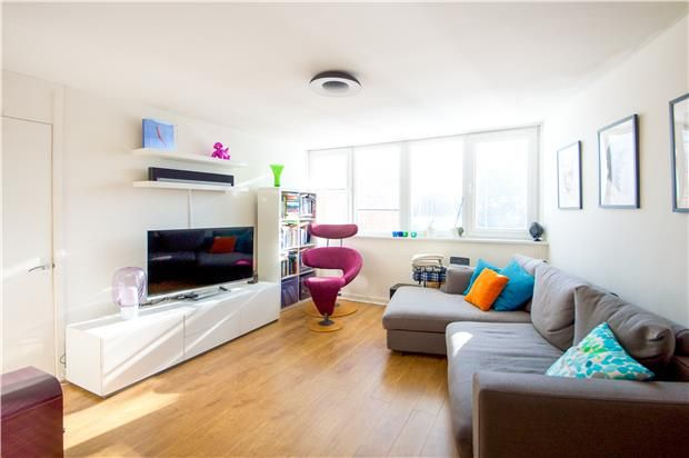 Thumbnail Flat for sale in Roxburgh Court, Melrose Road, London