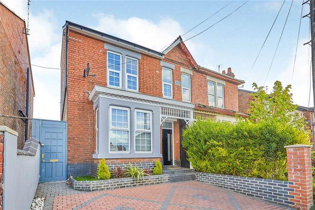 Thumbnail Semi-detached house for sale in London Road, Alvaston, Derby