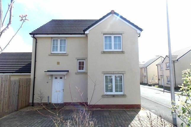 Thumbnail Detached house for sale in Parc Y Duffryn, Rhydyfelin, Pontypridd