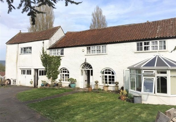 Thumbnail Detached house for sale in Bleadney, Wells