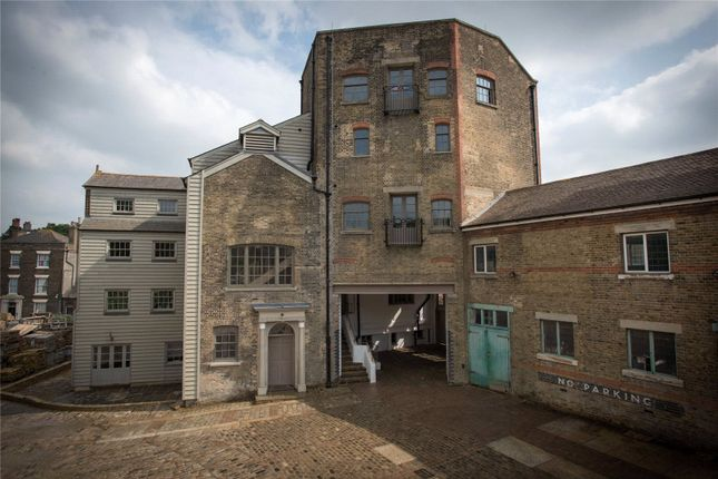 Thumbnail Flat for sale in Woodhams Brewery, The Terrace, 19 Victoria Street, Rochester