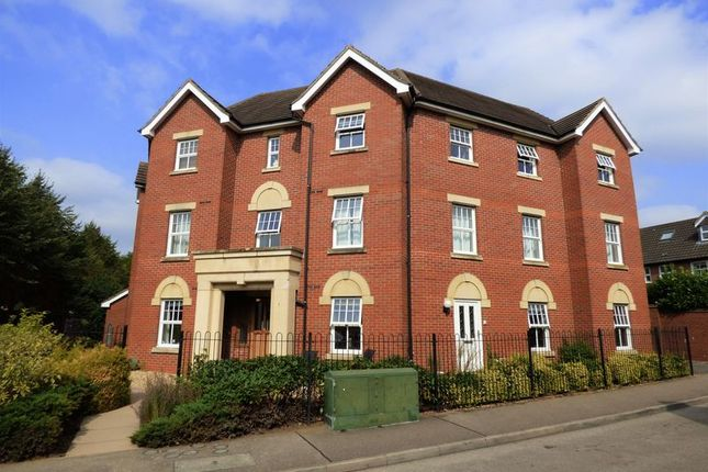 Thumbnail Flat for sale in 17 Millers Way, Grange Park, Northampton