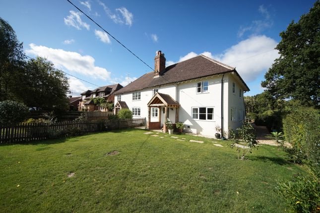 Thumbnail Semi-detached house for sale in Lampards Close, Wedmans Lane, Rotherwick, Hook