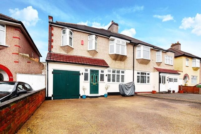 Thumbnail Semi-detached house for sale in Stapleton Road, Bexleyheath, Kent