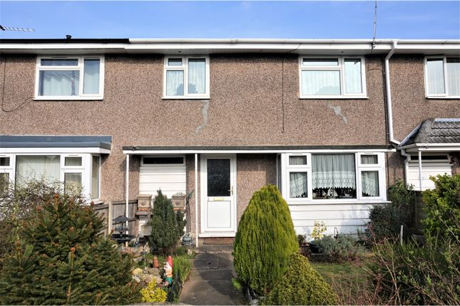 Thumbnail Terraced house for sale in Martins Road, Ulceby