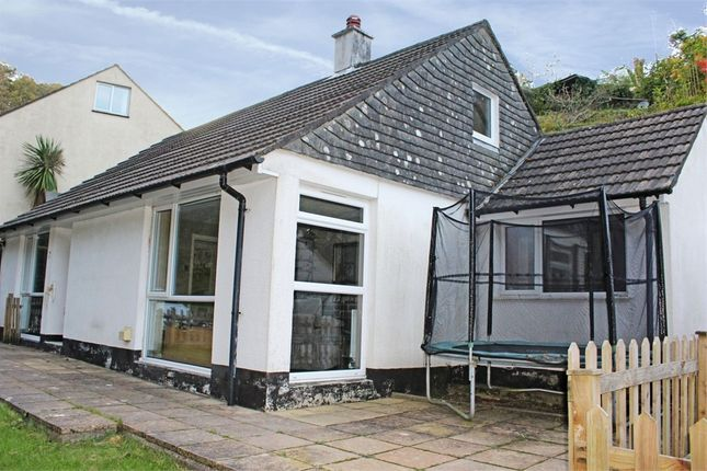 Thumbnail Detached bungalow for sale in Keveral Gardens, Seaton, Torpoint, Cornwall