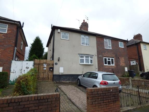 Thumbnail Semi-detached house for sale in Parkside Road, Halesowen, West Midlands
