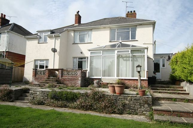 Thumbnail Detached house for sale in Rabling Road, Swanage