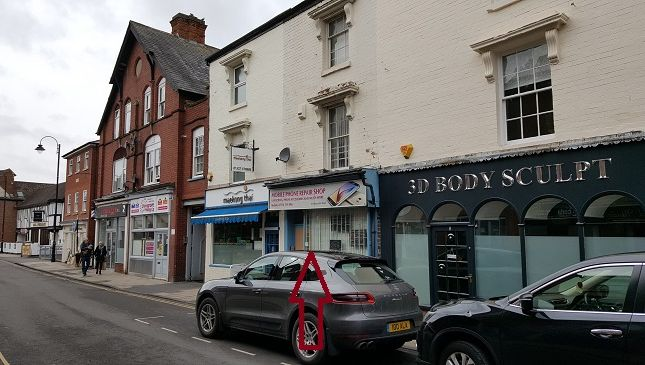 Thumbnail Retail premises for sale in Worcester Road, Bromsgrove
