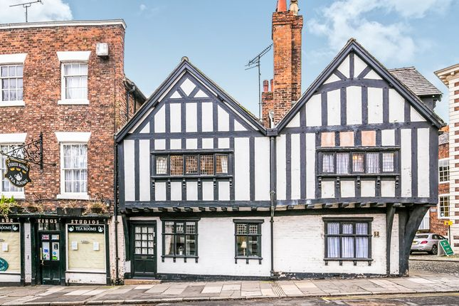 Thumbnail Town house for sale in Lower Bridge Street, Chester