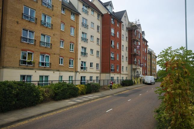 Thumbnail Flat for sale in Broad Street, Northampton
