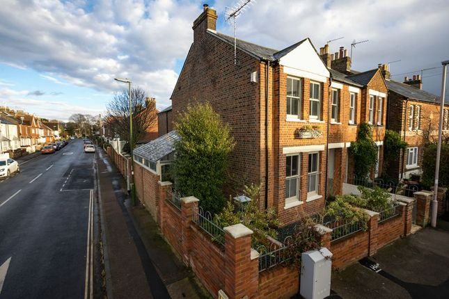 Thumbnail Semi-detached house for sale in Adelaide Road, Chichester