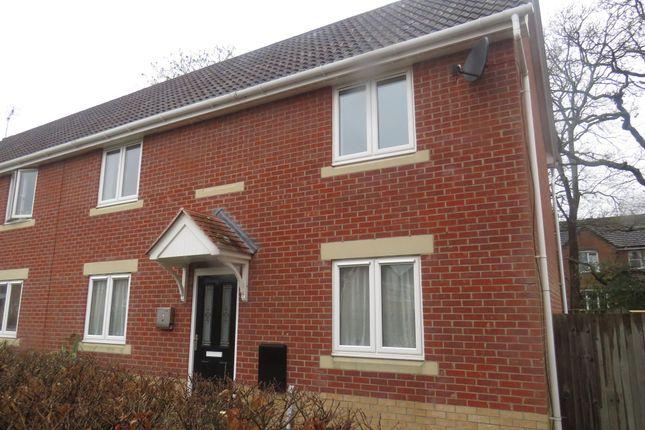 3 bed semi-detached house for sale in Oak Coppice Road, Whiteley, Fareham PO15