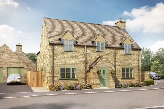 Thumbnail Detached house for sale in Ebrington, Nr Chipping Campden, Gloucestersire
