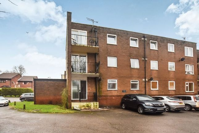Thumbnail Flat for sale in Hill View Court, Astley Bridge, Bolton