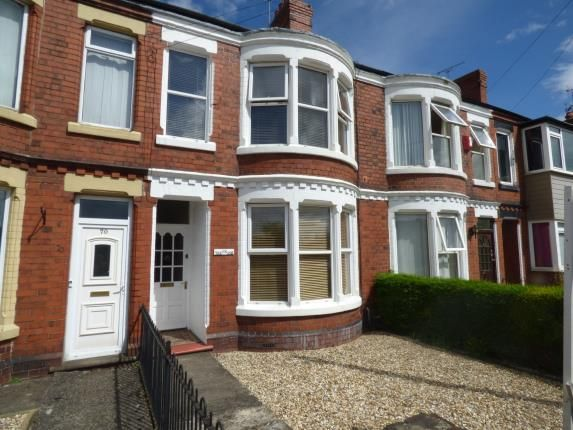 Thumbnail Terraced house for sale in New Road, Wrexham, Wrecsam