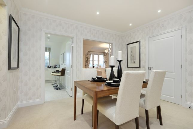 Thumbnail Flat for sale in New Street, Chipping Norton, Oxfordshire