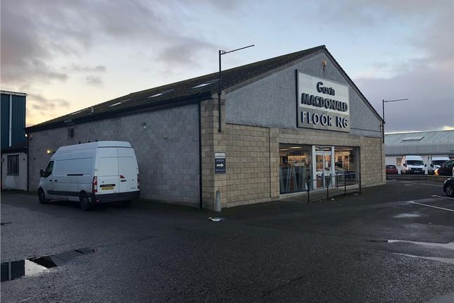 Industrial to let in 14 A Seafield Road, Inverness