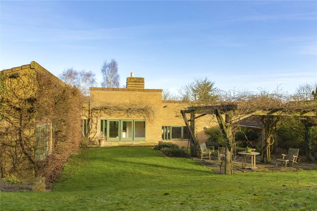 Thumbnail Detached bungalow for sale in Robins Lane, Lolworth, Cambridge