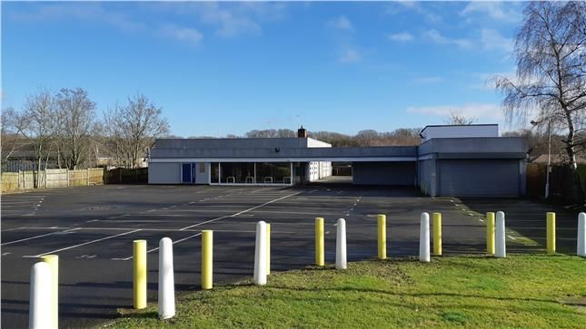 Industrial to let in Former Allen Ford Brentwood Service Centre, The Drive, Great Warley, Brentwood, Essex