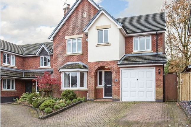 Thumbnail Detached house for sale in Barrowcroft Close, Standish, Wigan