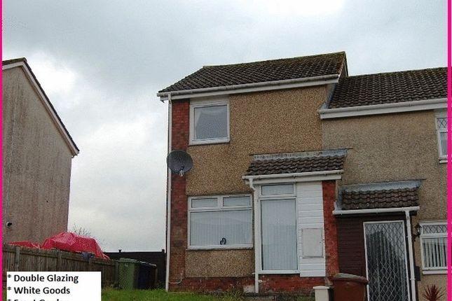 Thumbnail Semi-detached house to rent in Hazel Avenue, Dumbarton