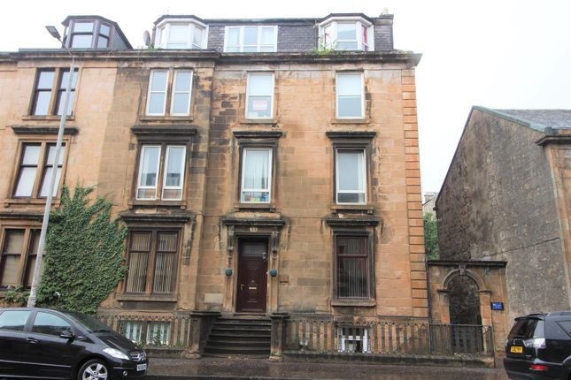 Thumbnail Flat for sale in Brougham Street, Greenock