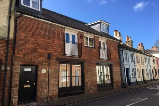 Thumbnail Maisonette to rent in Lenten Street, Alton