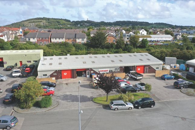 Thumbnail Industrial to let in Tal Y Sarn, Llandudno Junction, Conwy