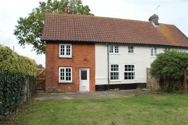 Thumbnail Cottage to rent in Westerfield House Farm Cottage, Humber Doucy Lane, Ipswich