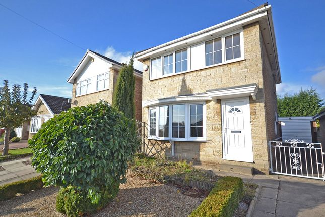 Thumbnail Detached house to rent in Greenfield Close, Wrenthorpe, Wakefield