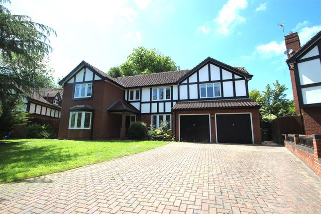 Thumbnail Detached house to rent in Stratton Park, Swanland, North Ferriby