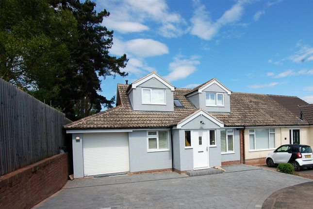 Thumbnail Bungalow for sale in Church View Gardens, Kinver