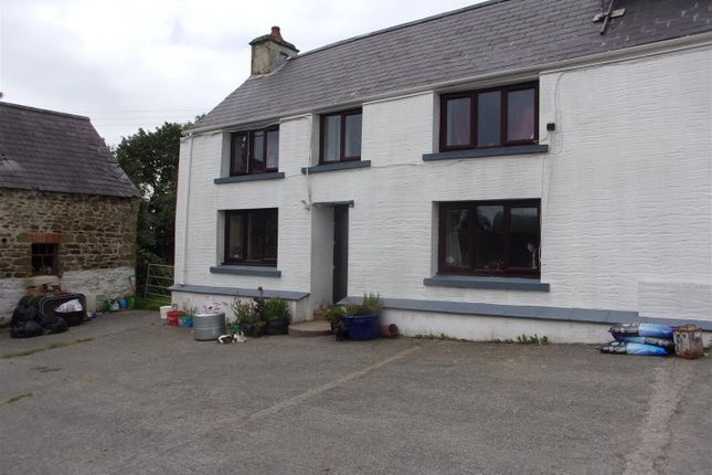Thumbnail Property for sale in Tanygroes, Cardigan