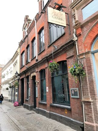 Thumbnail Land for sale in Gandy Street, Exeter