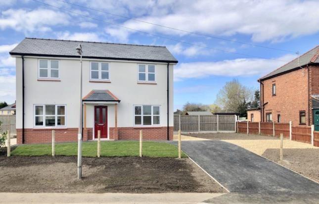 Thumbnail Detached house for sale in Leaches Lane, Mancot, Deeside, Flintshire