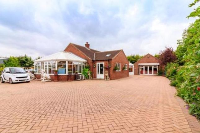 Thumbnail Detached bungalow for sale in The Turbary, Belton, Doncaster