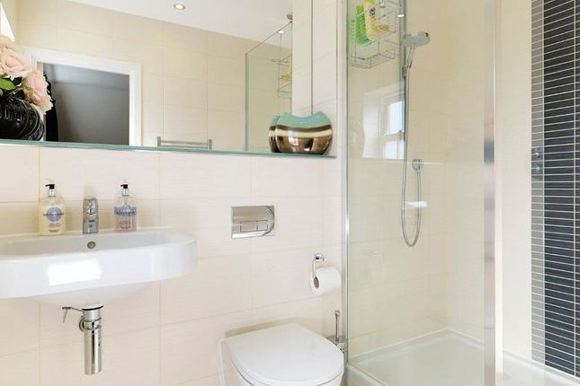 Bathroom of Westmount Close, Worcester Park KT4